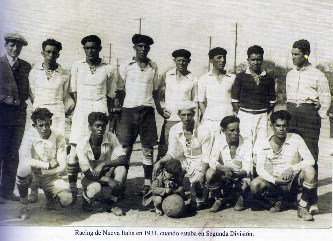 05 – 1931 – Formación de Racing