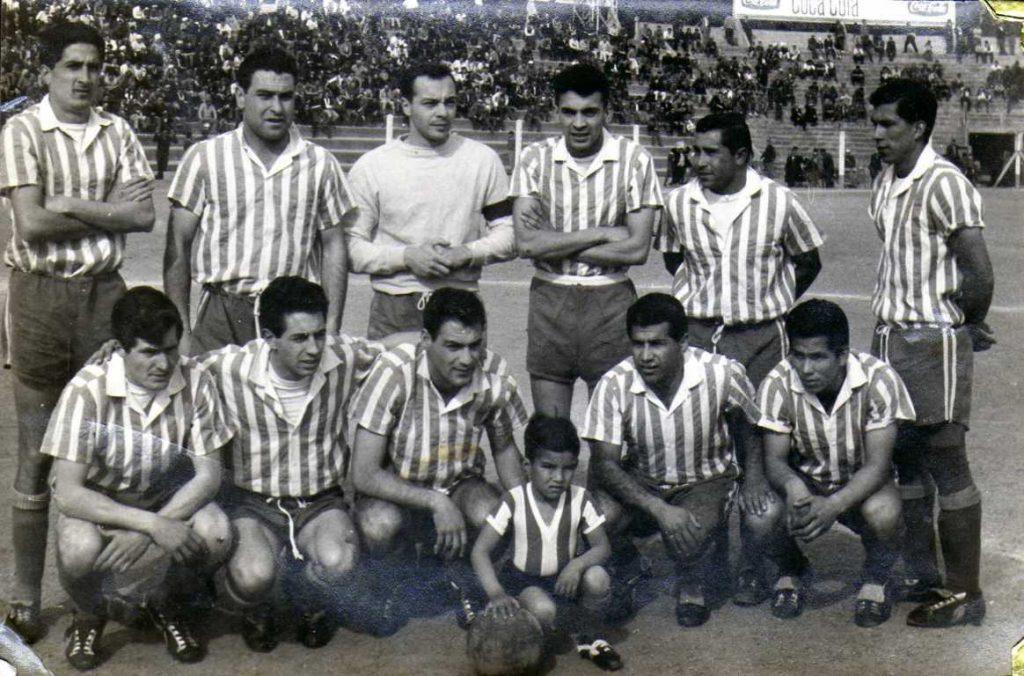 09 – 1962 – Formación campeona